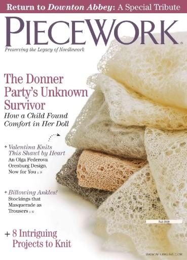 Piecework Magazine Subscriptions