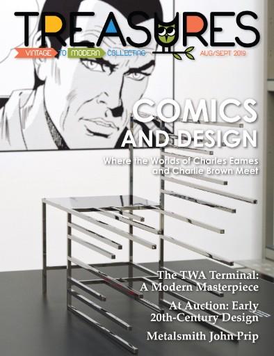 Treasures Magazine Subscriptions