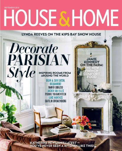 House & Home: The Magazine of Home & Style Magazine Subscriptions