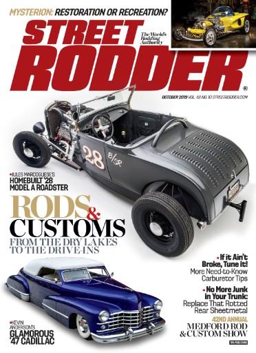 Street Rodder Magazine Subscriptions
