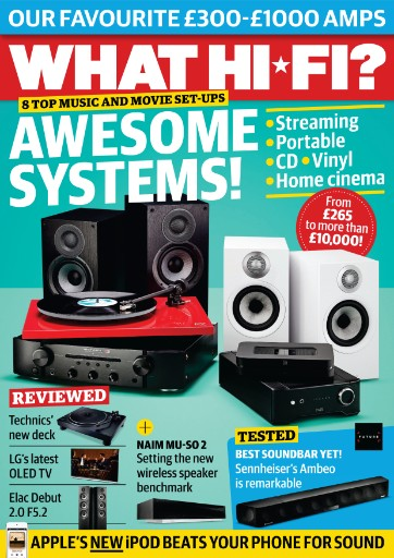 What Hi-Fi? Magazine Subscriptions