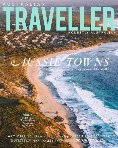 Australian Traveller Magazine Subscriptions