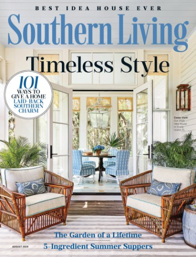 Southern Living Magazine Subscriptions