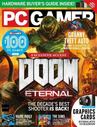 PC Gamer (US Edition) Magazine Subscriptions