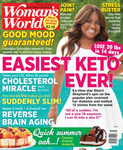 Woman's World Magazine Subscriptions