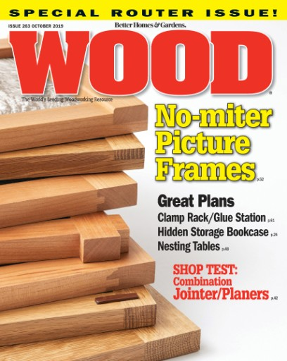 Wood Magazine Magazine Subscriptions