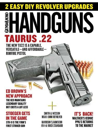 Handguns Magazine Subscriptions