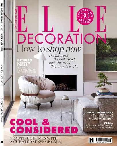 Elle Decoration UK Magazine Subscriptions