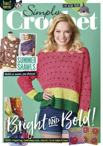 Simply Crochet Magazine Subscriptions