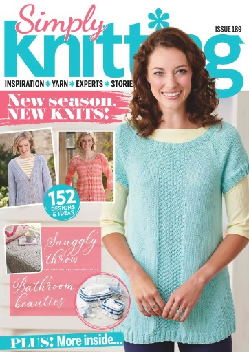 Simply Knitting Magazine Subscriptions