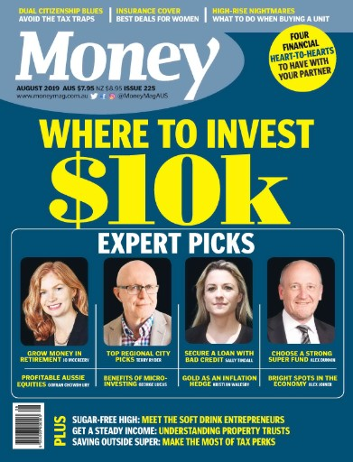 Money (Australia Edition) Magazine Subscriptions