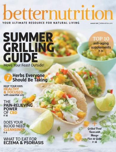Better Nutrition Magazine Subscriptions