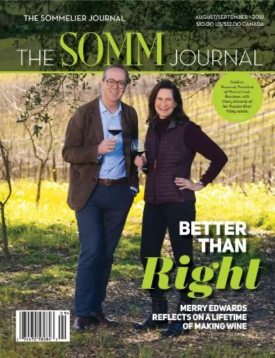 SOMM Journal Magazine Subscriptions