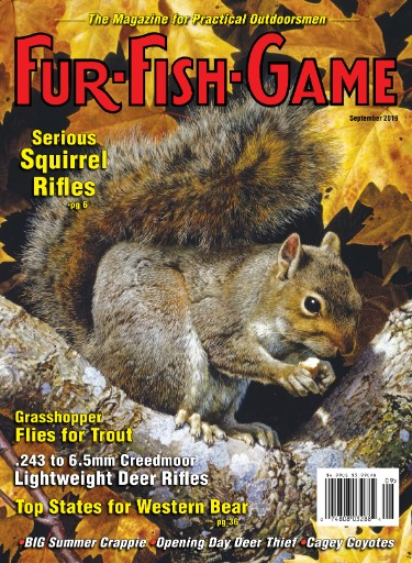 Fur-Fish-Game Magazine Subscriptions