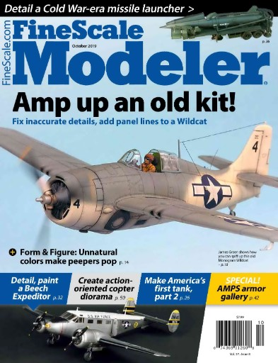 FineScale Modeler Magazine Subscriptions