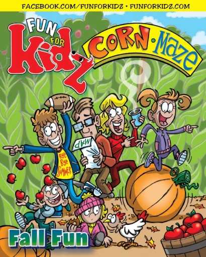 Fun For Kidz Magazine Subscriptions
