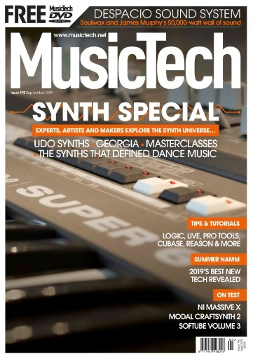 MusicTech Magazine Subscriptions