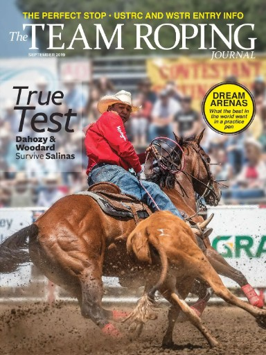Team Roping Journal Magazine Subscriptions