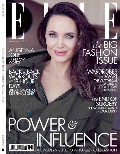 Elle (UK Edition) Magazine Subscriptions