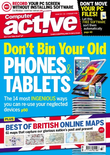 Computer Act!ve Magazine Subscriptions