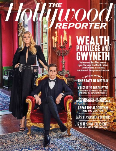 Hollywood Reporter Magazine Subscriptions