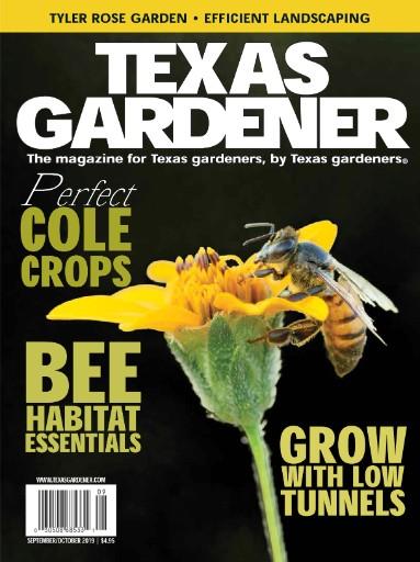 Texas Gardener Magazine Subscriptions
