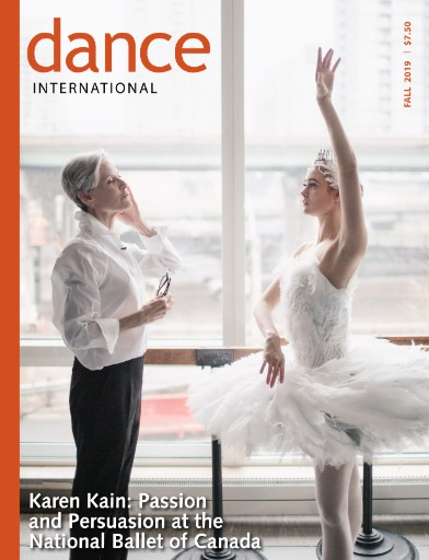 Dance International Magazine Subscriptions