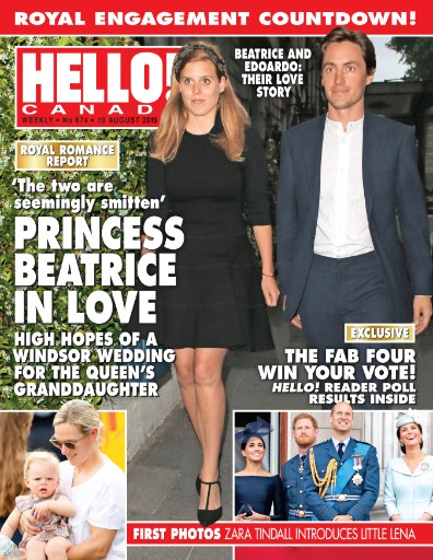 HELLO! Canada Magazine Subscriptions