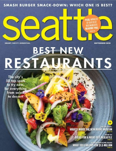 Seattle Magazine Subscriptions