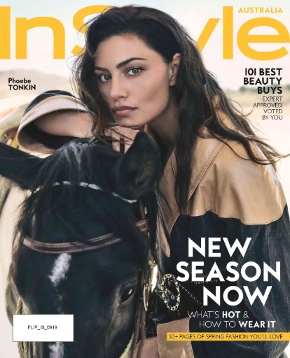 InStyle (Australia Edition) Magazine Subscriptions