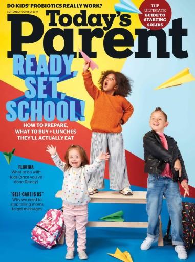 Today's Parent Magazine Subscriptions