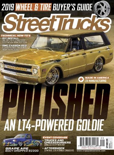 Street Trucks Magazine Subscriptions