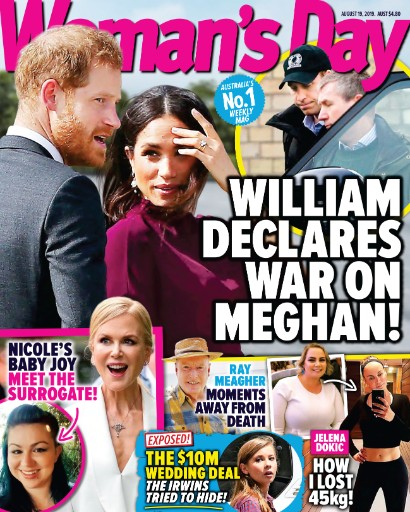 Woman's Day (Australia Edition) Magazine Subscriptions