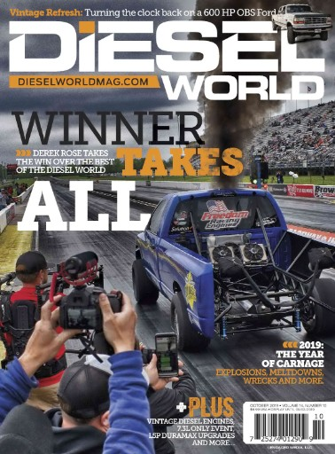 Diesel World Magazine Subscriptions