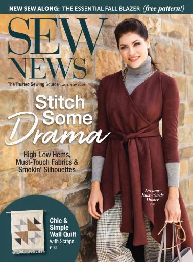 Sew News Magazine Subscriptions