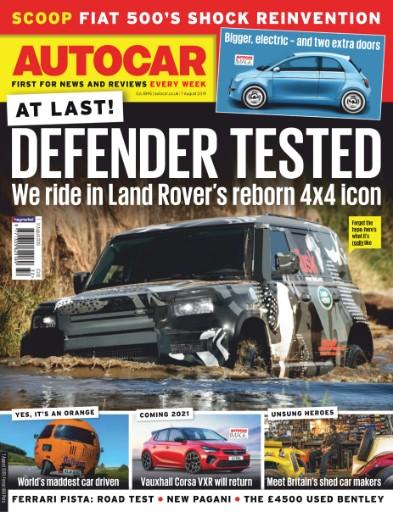Autocar Magazine Subscriptions