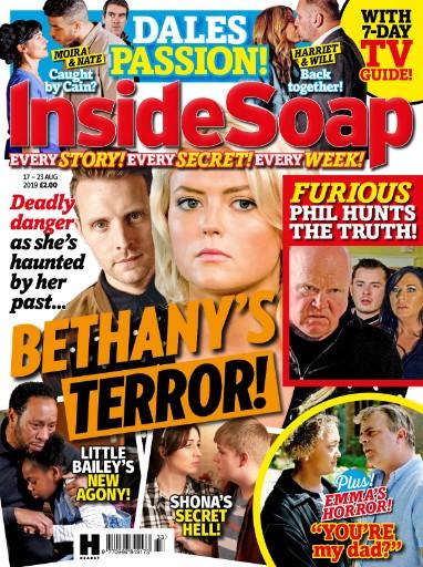 Inside Soap Magazine Subscriptions