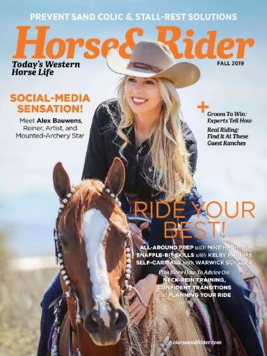 Horse & Rider Magazine Subscriptions