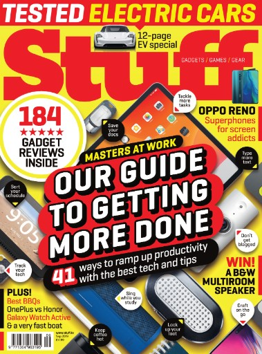 Stuff Magazine Subscriptions