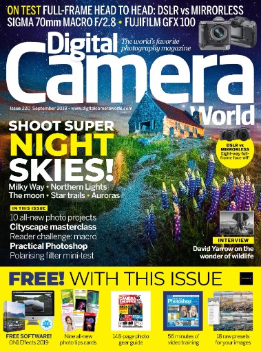 Digital Camera World Magazine Subscriptions