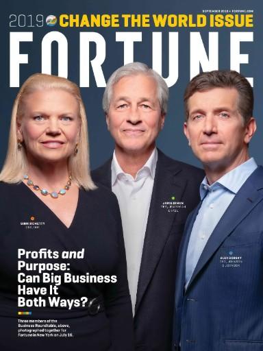 Fortune Magazine Subscriptions