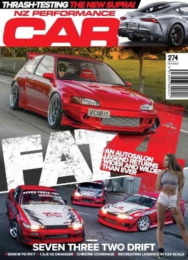 New Zealand Performance Car Magazine Subscriptions