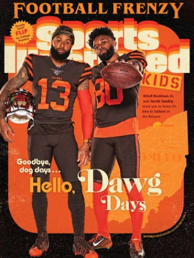 Sports Illustrated Kids Magazine Subscriptions