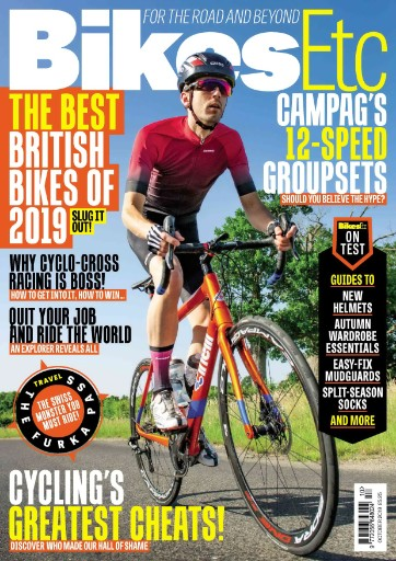 BikesEtc Magazine Subscriptions