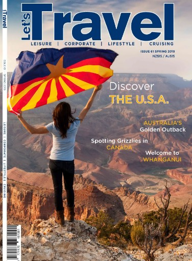 Let's Travel Magazine Subscriptions