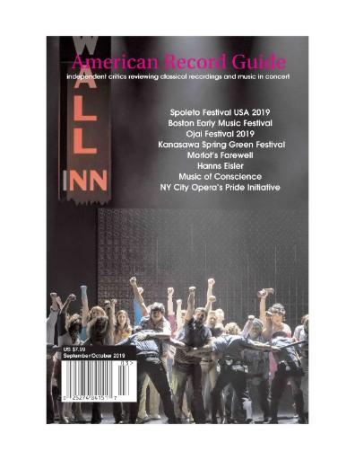 American Record Guide Magazine Subscriptions
