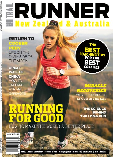 Trail Runner New Zealand & Australia Magazine Subscriptions