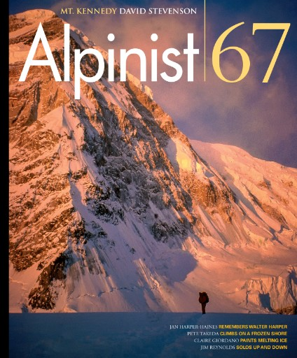 Alpinist Magazine Magazine Subscriptions