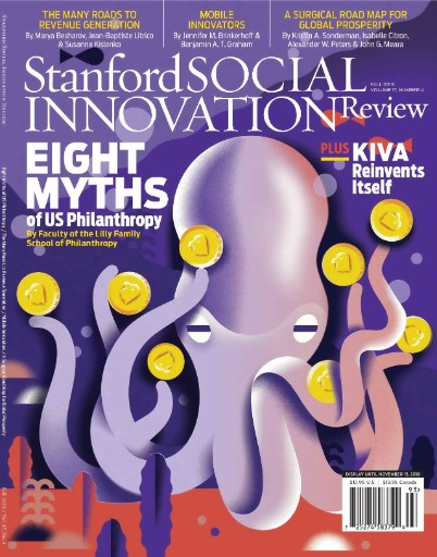 Stanford Social Innovation Review Magazine Subscriptions