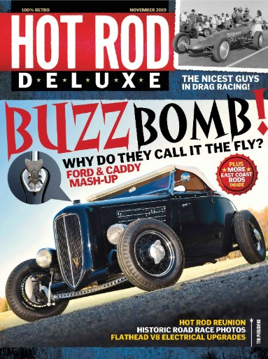 Hot Rod Deluxe Magazine Subscriptions